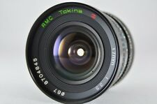 [Exc⁺⁺] Tokina RMC 17mm F3.5 Ulta-Wide MF Lens For Canon FD-Mount