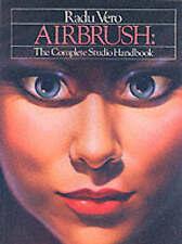 Airbrush : The Complete Studio Handbook-ExLibrary