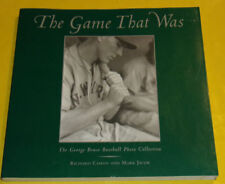The Game That Was 1996 George Brace Baseball Photo Collection Great Pics See!