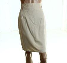 Secretary/Geek Viscose Blend 1990s Vintage Skirts for Women