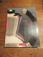 Avantgarde Design 1880-1930  Jugendstil, Art Deco Design Geschichte Chronik 1994