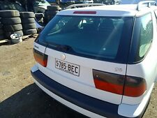 SAAB 9-5 97 98 99 00 01 02 03 04 05 BARE TAIL GATE HATCH DOOR TAILGATE