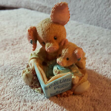 "This Little Piggy ""This Little Piggy"" Enesco 1994 numbered"