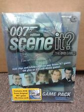 007 EDITION SCENE IT DVD GAME Trivia Game Pack Adult James Bond Party Movie NEW