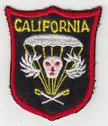 Recon Team California, 1st Generation Patch, Featured In Book, SF (APCI-1051)