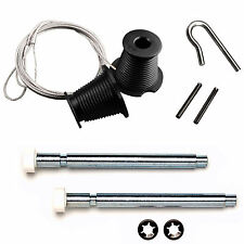 NEW CARDALE ROLLERS / Cables REPAIR KIT older doors CD45 Roller Spindles NO HEX