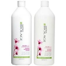 Salon Hair Products Professional Biolage ColorLast Shampoo and Conditioner Duo