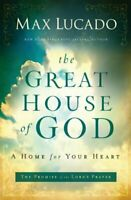 The great house of god repack by Lucado, Max Book The Fast Free Shipping