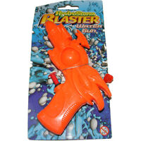 1x Para Niños Pequeño Mini Plástico PISTOLA DE AGUA PISTOLA - 13cm(L) - Naranja