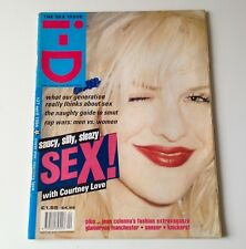 i-D Magazine - April 1994 - Courtney Love by Juergen Teller, Oasis, Rachel Weisz