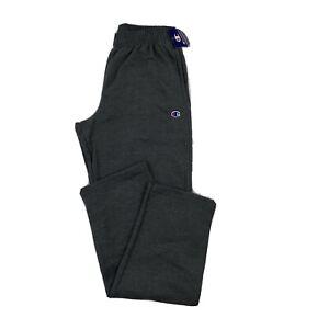Champion Authentic Athleticwear Men's M Powerblend Sweatpants Gray NWT