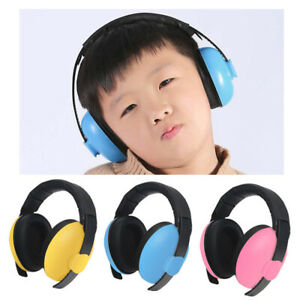 1x Child Baby Ear Muffs Noise Cancelling Reduction For Kids Hearing Protection