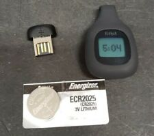 Fitbit FB301 Zip Wireless Activity Tracker,  Dongle & New Battery