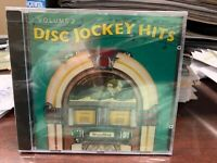 Disc Jockey Hits, Vol. 2 Various Artists CD 1996 Stardust Records 1004 sealed