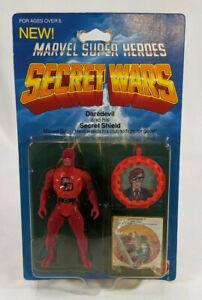 Mattel Marvel Super Heroes Secret Wars Daredevil Action Figure - Sealed - 1984
