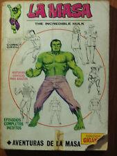 La Masa Edicion Gigante Vol.1 de Marvel Vertice en Taco