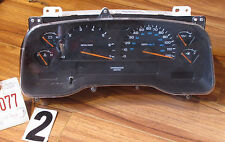 01 02 03 Durango Dakota Speedometer Instrument Cluster Dash Panel Gauges 152k