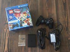 Sony PlayStation TV Vita VTE-1001 Launch Bundle. Dualshock 3. 8GB Card. LEGO.