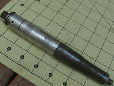 "CLECO Mdl#3 SA 10 Pneumatic Screwdriver with 1/8"" flat bit."