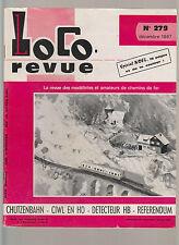 Loco revue no. 279 compound type 231 c/diplodocus Auray/030 west/tb