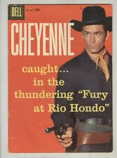 Four Color #803 VF/FN 1957 Cheyenne Photo cover