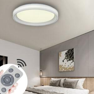 60W LED Dimmbar Deckenleuchte Wandlampe Schlafzimmer Flurleuchte Deckenlampe