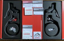 12 Speed SRAM RED eTap AXS Disc Brake Shifters & PM Calipers RRP £1050 Brand New