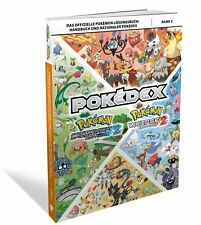 Pokémon Schwarze Edition 2 & Weiße Edition 2 - Offizielles Lösungsbuch Band 2