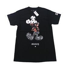NEFF Mickey Mouse T-Shirt sz M Medium Black