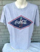 Coca Cola Coke Soda Pop Retro Style Red Tag T-Shirt Size XL
