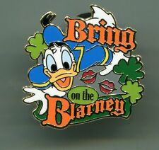 Adventures By Disney: IRELAND Tour: 8 Pin Collector Set - Donald Only