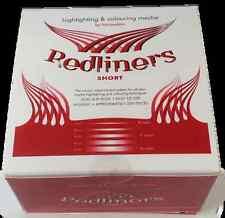 Redliners hairdresser hair short wick x 200 sheets