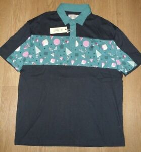 mens penguin polo shirt size medium style opks8057 rrp £34.99 only £21.99