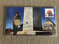 New Mint Uncirculated 2018 Century of Service Memorials $1 PNC Limited to 7500