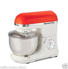 ARIETE 1594 Impastatore Gourmet Color Robot da cucina 4 lt Food processor 1000W