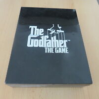 The Godfather Coffin Steel Book Limited Edition PS2 PAL