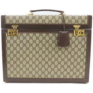 Gucci Business Bag  Browns PVC 2402014