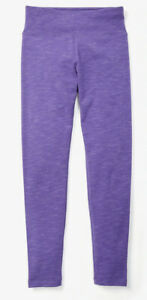 New! Justice Girls Space Dye Leggings Purple Color Size 7