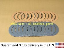 JCB BACKHOE - FRICTION & COUNTER PLATES CLUTCH, 10 EACH (331/16516 331/16520)