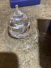 New Listingswarovski crystal figurines Temple To Heaven