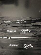 3 G Loomis NRX Rod Sleeves