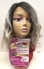 Chade Magic Lace Front Wig Curved Part * MLC175* - PLATINUM