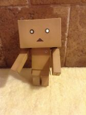 "Yotsuba Danbo Danboard Box Robot Figure Doll Japan Japanese Anime Nano 5"" Works"