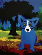 """Blue Dog George Rodrigue      """"New Orleans City Park""""         MAKE  OFFER"""