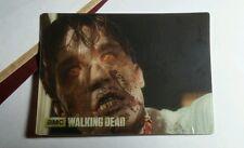 THE WALKING DEAD WALKER ZOMBIE GROWL TEETH SEASON 3 HARD S12 12 COMIC TV STICKER