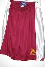 Mens Ncaa Minnesota Golden Gophers Basketball Shorts team edition medium C1