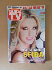 GUIDA TV n°35  2011 [G764] PAOLA FERRARI