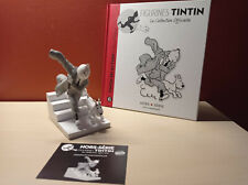 FIGURINE TINTIN COLLECTION HORS SERIE 6 TINTIN EN ACTION LIVRET