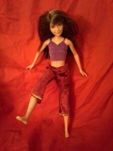Mattel Skipper Barbie's sister Doll / SEE PHOTOS !(fully dressed)