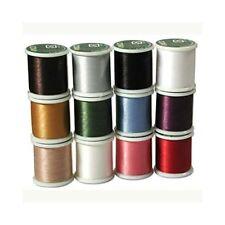 K.O. Beading Thread Color Assortment Japanese Bead Thread 43338 55yds Waxed KO